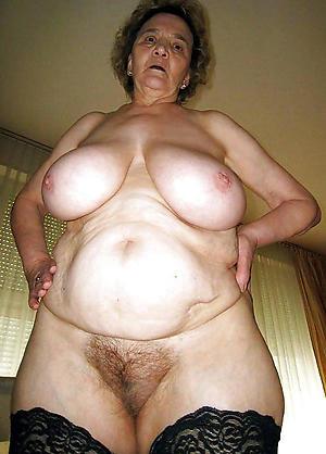 risible granny vagina