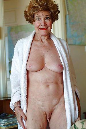 xxx granny vagina