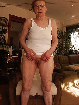 crazy big pussy granny