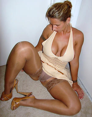 mature women in stockings and heels love porn