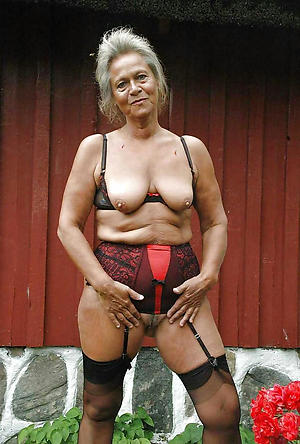 crazy mature almost undergarments
