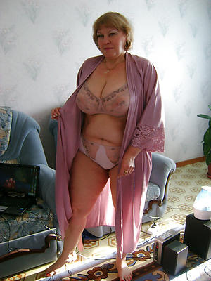 grannies in lingerie love porn