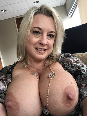 amazing mature big nipples