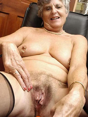 sex-mad free elderly woman