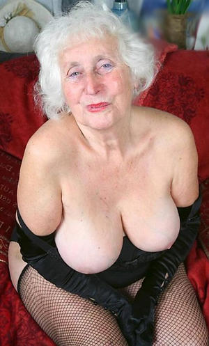 old woman tits unsociable pics