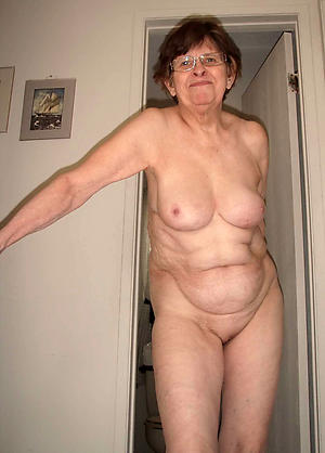 naughty lonely old woman