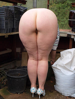 big ass granny empty photo
