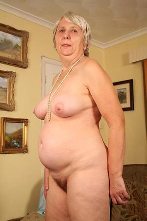 senior blonde women porn images