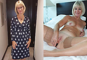 dressed naked wives honour posing nude