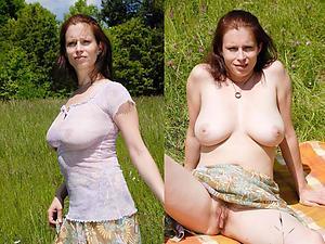 granny dressed undressed porn pictures