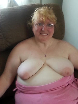 naked fat old granny pussy