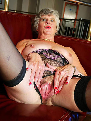 sexy pussy granny chunky