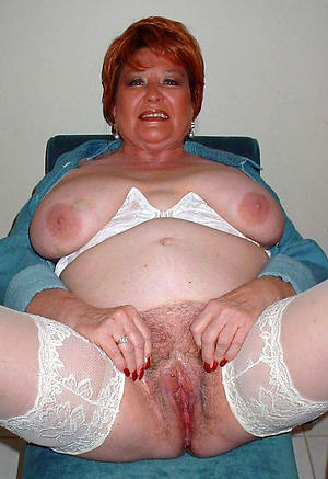 slutty old women obese tits and pussy