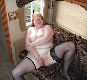 nasty old women big tits and pussy