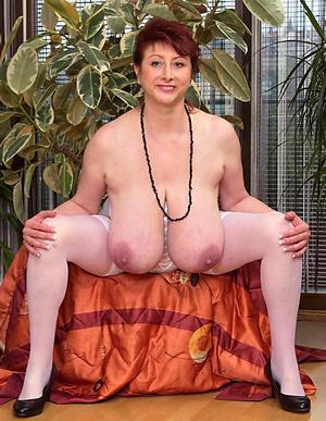homemade busty mature redhead love porn