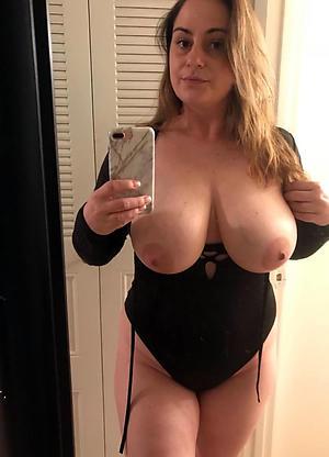 nice cute mom selfie