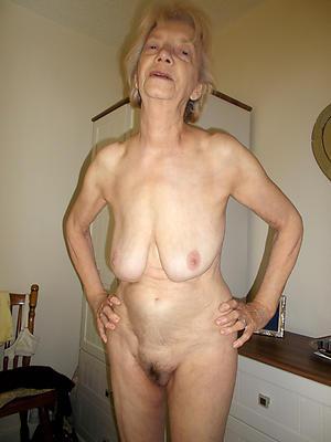 glum naked shrunken women