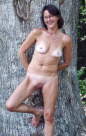 porn pics be fitting of old women with small tits