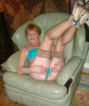 sex galleries of sexy mature women in stockings