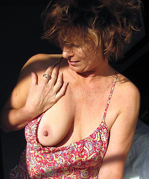 nude big titted old women