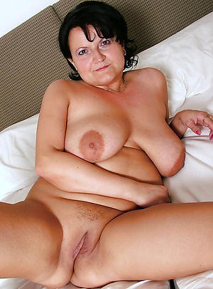 bungling big titted old women