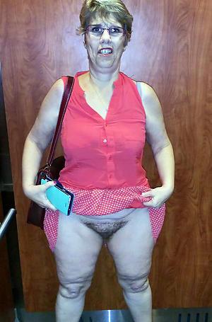elder woman upskirt private pics