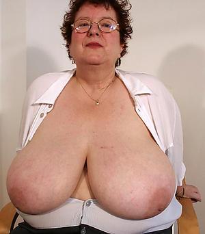 beamy granny tits homemade pics