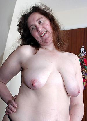 big granny tits amateur pics