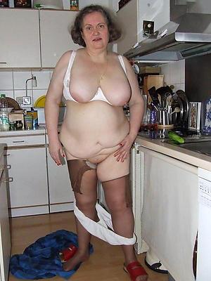 nude bbw fat granny