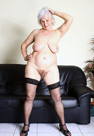 beautiful bbw fat granny