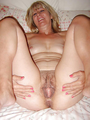 amateur old mature cunt