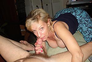 homemade granny posing nude