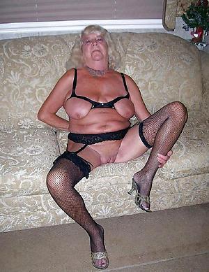 naked senior women porn