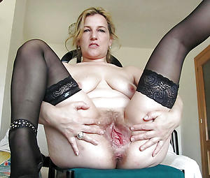 undecorated granny vagina