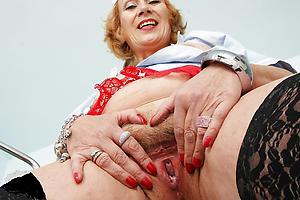 nice old lady vagina