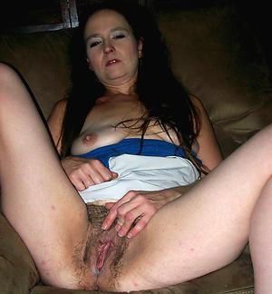 old woman vagina posing nude
