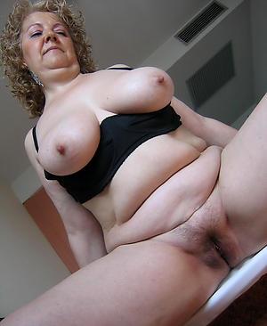 amazing old womans vagina