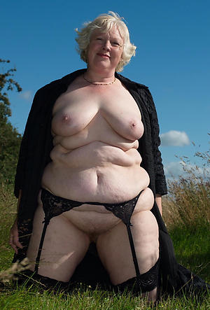 crazy chubby nude grannies