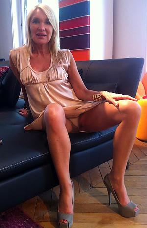 amazing mature mom limbs