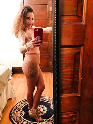 naked grannys in pantyhose