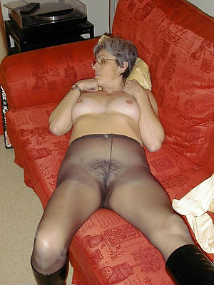 porn pics of mature sex in pantyhose