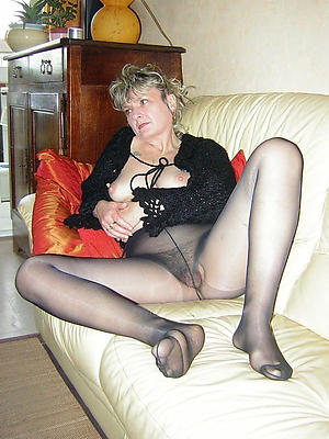 slutty mature sex with pantyhose