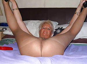 naked mature sex in pantyhose