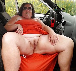 horny mature women bbw