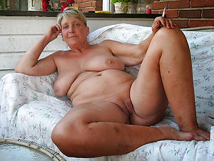 amazing old naked women