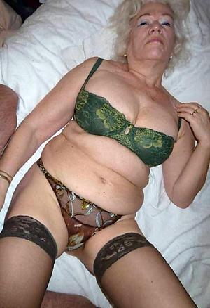 horny sexy old women pussy