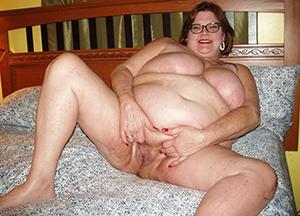 fat sexy granny amateur pics