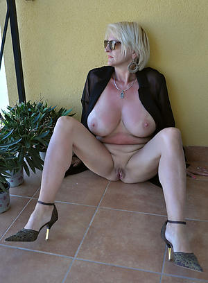 naughty grannies in high heels nude pics