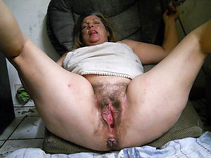 naked hairy granny pussy porn pic