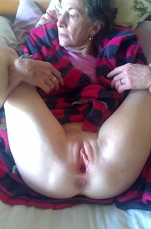 naked granny homemade